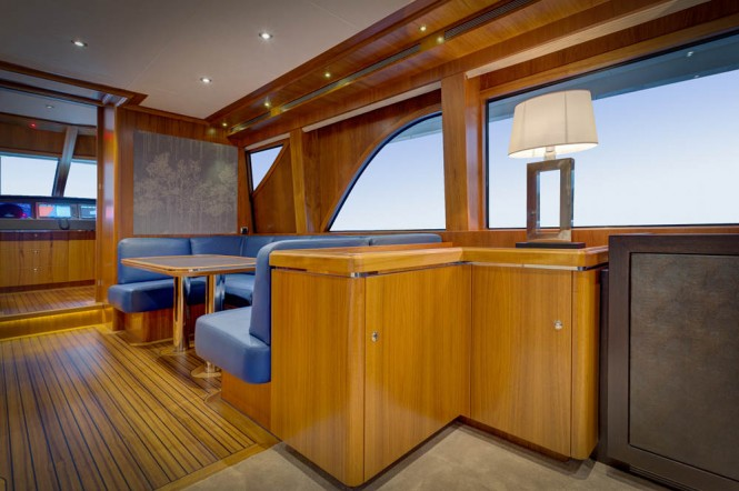 Motor yacht Mulder 73 Flybridge - Interior