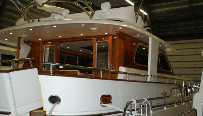 Mulder 70 Wheelhouse motor yacht JUNE