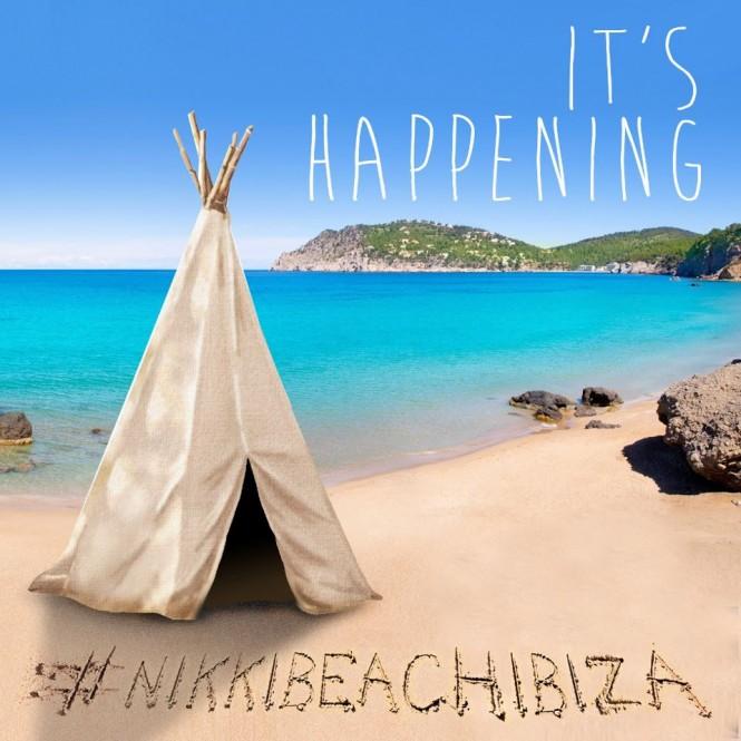 Nikki Beach Ibiza 2013