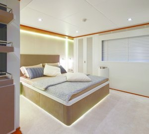 AB116 Yacht DIAMOND with design by Guido de Groot shortlisted as finalist for ShowBoats Design Awards 2013