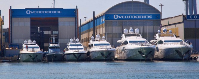 Overmarine Group Mangusta Shipyard