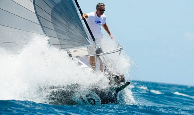 Oyster Regatta 2013: Close racing in Paradise