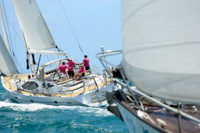 Oyster Regatta 2013 hosted by Camper and Nicholsons Port Louis Marina
