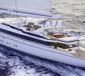 Pendennis attending Antibes Yacht Show 2013
