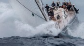 SW100 RS Yacht Cape Arrow by Southern Wind at St Barths Bucket 2013 - Photo by Carlo Borlenghi Sea Way
