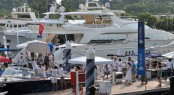 Singapore Yacht Show 2012