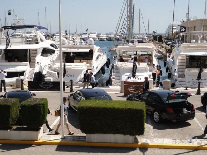 Sunseeker Open Weekend to be hosted by Beaulieu-sur-Mer