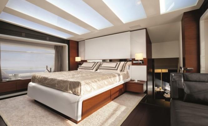 Superyacht Azimut Grande 100 - Cabin
