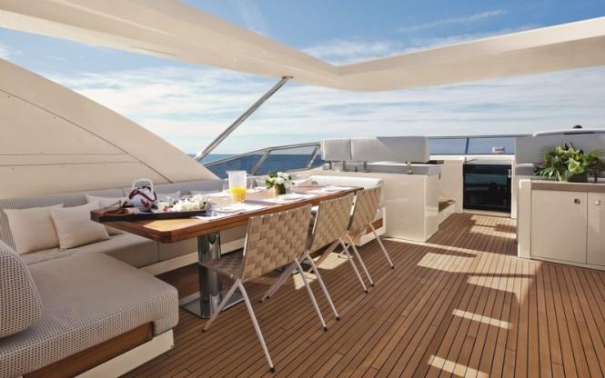 Superyacht Azimut Grande 100 - Exterior