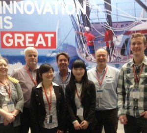 British Excellence showcased by BMF at China International Boat Show