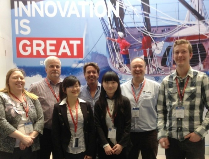 The BMF Group at China (Shanghai) International Boat Show