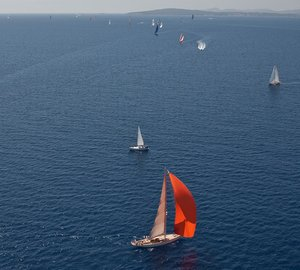 Four yachts by Claasen Shipyards to participate in the upcoming Superyacht Cup in Palma de Mallorca