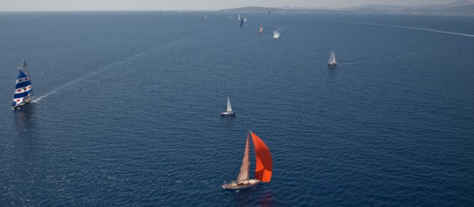 The Superyacht Cup in Palme de Mallorca