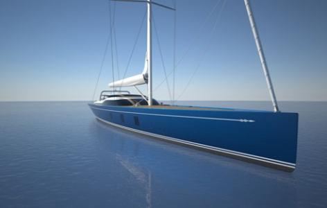 The latest 46m Tripp Design Yacht to be built by Holland Jachtbouw