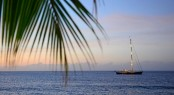 The popular Caribbean yacht charter destination - Grenada Photo by Mike Jones
