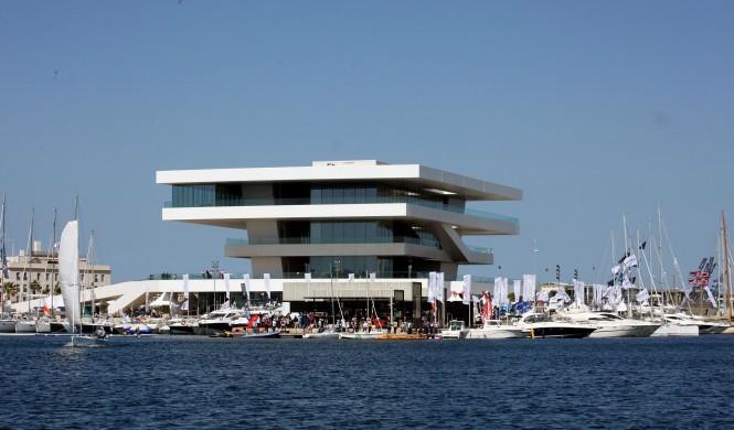 Valencia Boat Show 2013