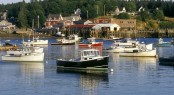 Village in Portland - New England Yacht Charter