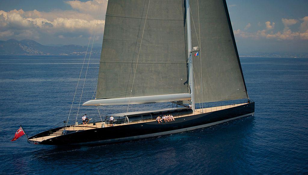 rosalien sailing yacht boat - photo #27