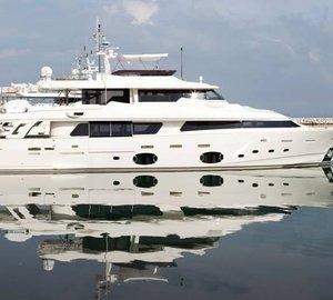 Ferretti Custom Line delivers 12th Navetta 33 Crescendo Yacht