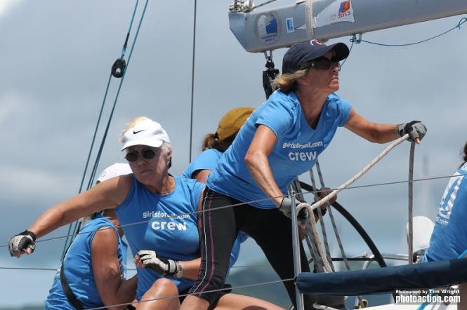 2013 Antigua Sailing Week - Day 4