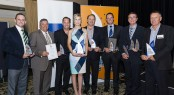 2013 Club Marine Austrailan Marine Industry Export  Superyacht Award Winners