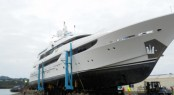 50-metre superyacht at Oceania Marine Shipyard