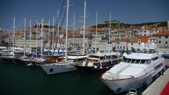 5th Adriatic Boat Show attended by 23 crewed charter yachts