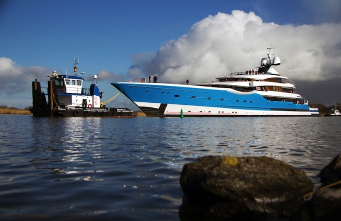 99m Feadship motor yacht Madame Gu (Project Dream, hull 1004)