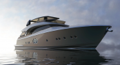 All-new luxury motor yacht MCY 86 by Monte Carlo Yachts