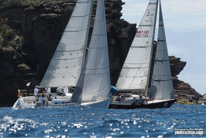 Antigua Sailing Week - Day 4