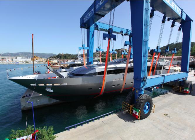 Baglietto 44m Motor Yacht MONOKINI