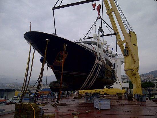 Benetti-Classic motor yacht