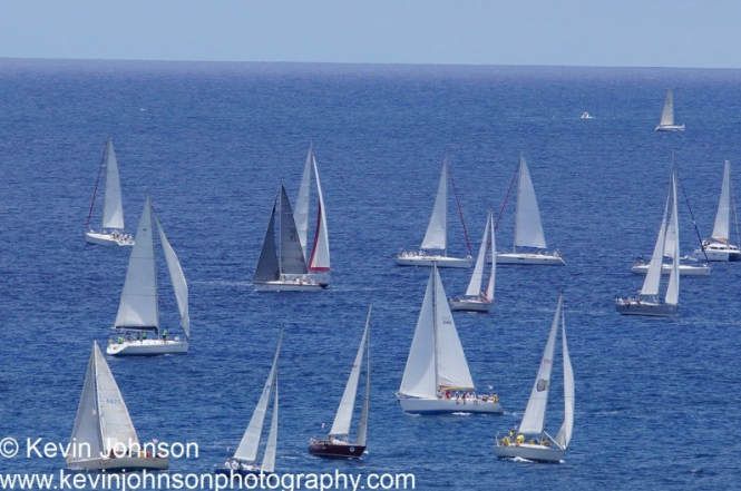 Day 4 at the 2013 Antigua Sailing Week