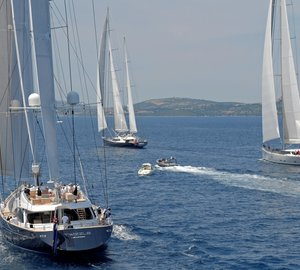 Yacht Club Costa Smeralda to welcome over 35 yachts expected to attend Dubois Cup and Loro Piana Superyacht Regatta