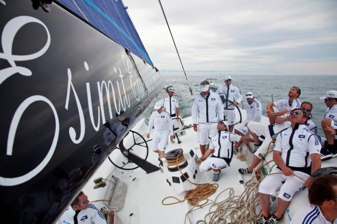 Esimit Sailing Team ©2013/photo: ESIMIT EUROPA 2