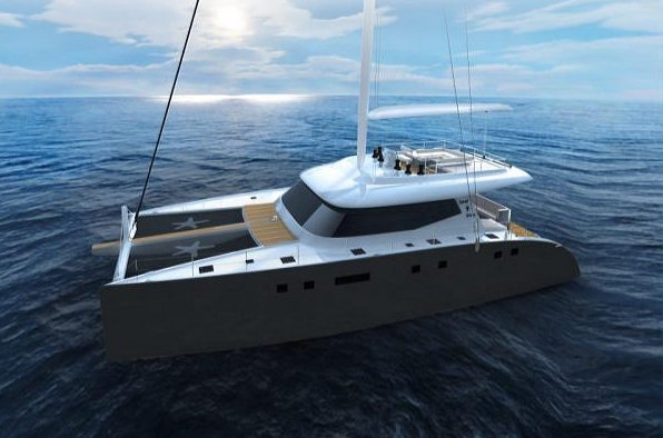 First sailing yacht Sunreef 80 by Sunreef Yachts