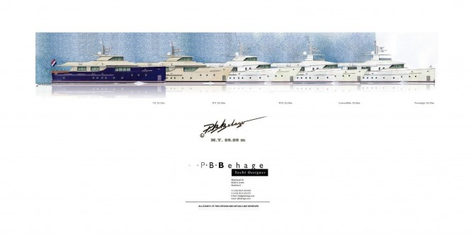 General yacht collection by P. B. Behage