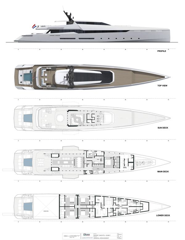 Ghost G180F Yacht - Layout