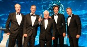 HJB receives the World Superyacht Award 2013 for its J Class yacht Rainbow