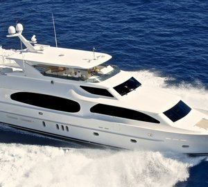 Latest Hargrave 101' RPH motor yacht SECOND LOVE