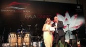 Helm Singapore Yacht Show Award for Princess Yachts