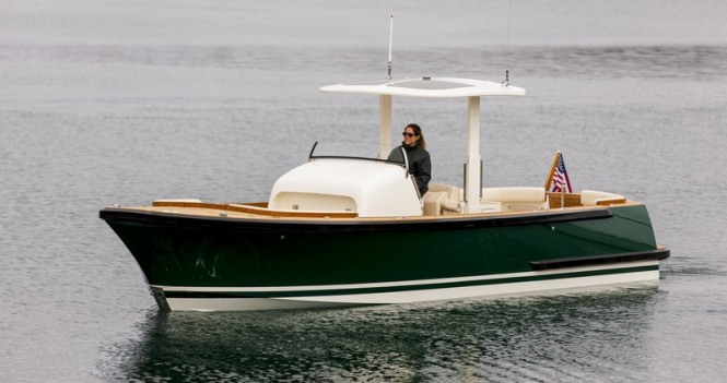 Hull 415 Open Superyacht Tender
