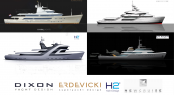 ICON Yachts Conversion Project 2013