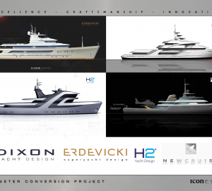 ICON Yachts Design Challenge: The Awards