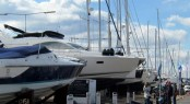 Image from the Hamble Point Boat Show 2013