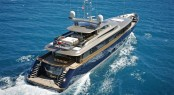 Loretta Anne superyacht by Alloy Yachts