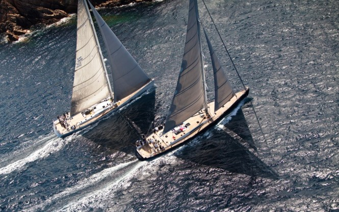 Loro Piana Superyacht Regatta 2012 - Photo credit to Superyacht Media