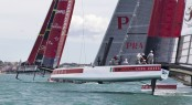 Luna Rossa - Image courtesy of America's Cup
