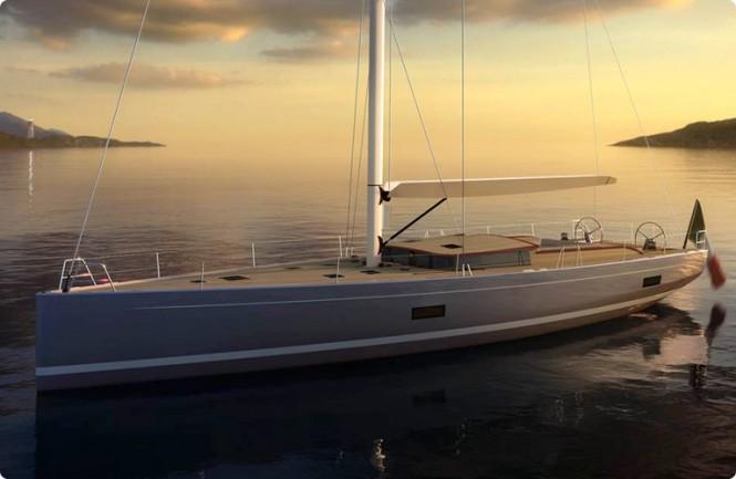 Luxury sailing yacht Solaris 72 Classic by Solaris Yachts