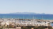 Marina di Scarlino situated in the popular Italian yacht charter location - Tuscany